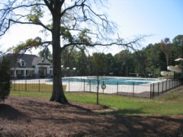Copperleaf Swimming Pool