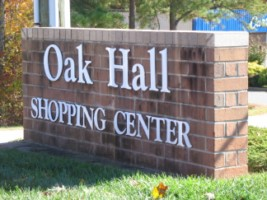 Oak Hall Shopping Center